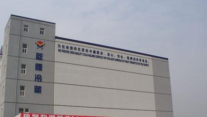 蓝雁墙体不锈钢烤漆字  企业墙体大字 楼顶大字